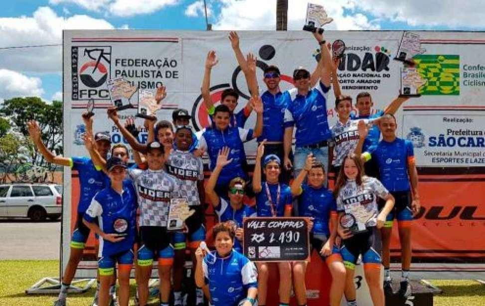 Bikers Rio Pardo | NOTÍCIAS | Ribeirão Preto é tricampeã da Copa São Paulo de Ciclismo