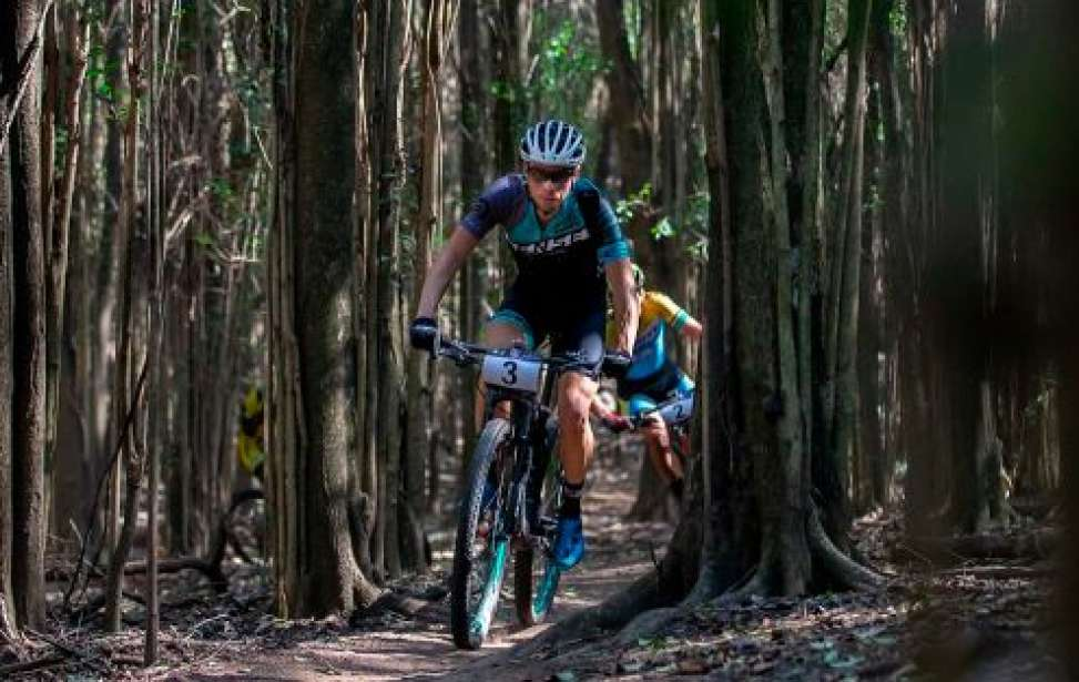 Bikers Rio Pardo | Notícia | Brasileiros dominam top 3 do pódio no Abierto Across Internacional, na Argentina