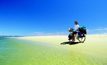 Quatro maneiras de fazer cicloturismo