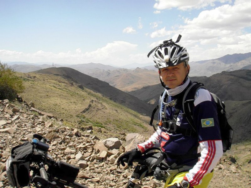 Bikers Rio pardo | Roteiro | Imagens | Travessia dos Andes
