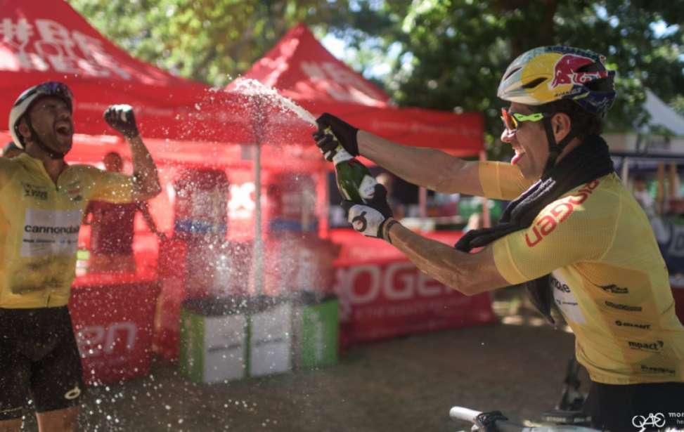 Bikers Rio Pardo | NOTÍCIAS | Henrique Avancini e Manuel Fumic vencem prova de 4 etapas na África do Sul