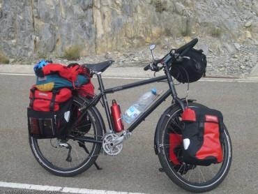 Bikers Rio pardo   Artigos   A Melhor Bicicleta para o Cicloturismo