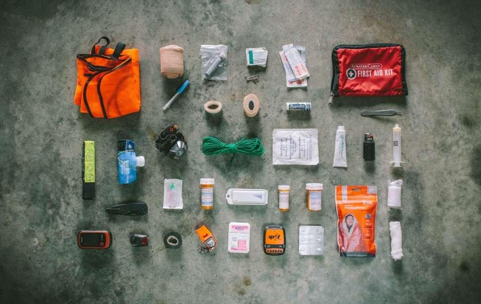 Bikers Rio Pardo | Dica | kits de primeiro socorros