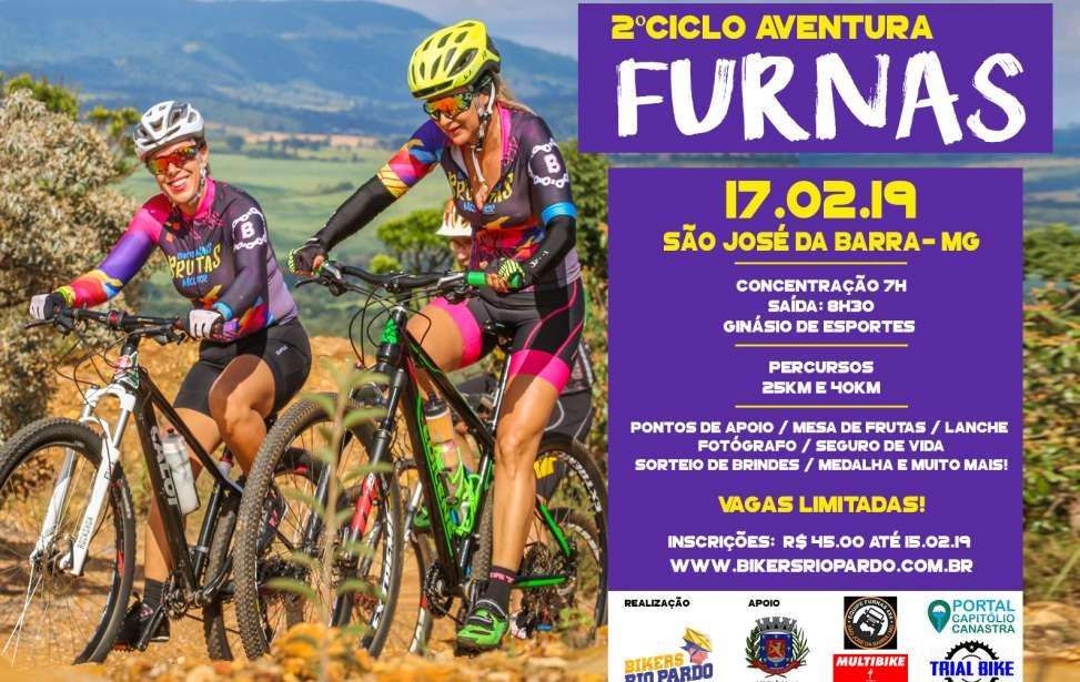 Bikers Rio Pardo | Fotos | 2º Ciclo Aventura Furnas