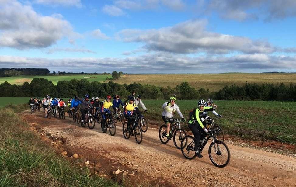 Bikers Rio pardo | Roteiro | Cicloturismo nos Campos Gerais do Paraná