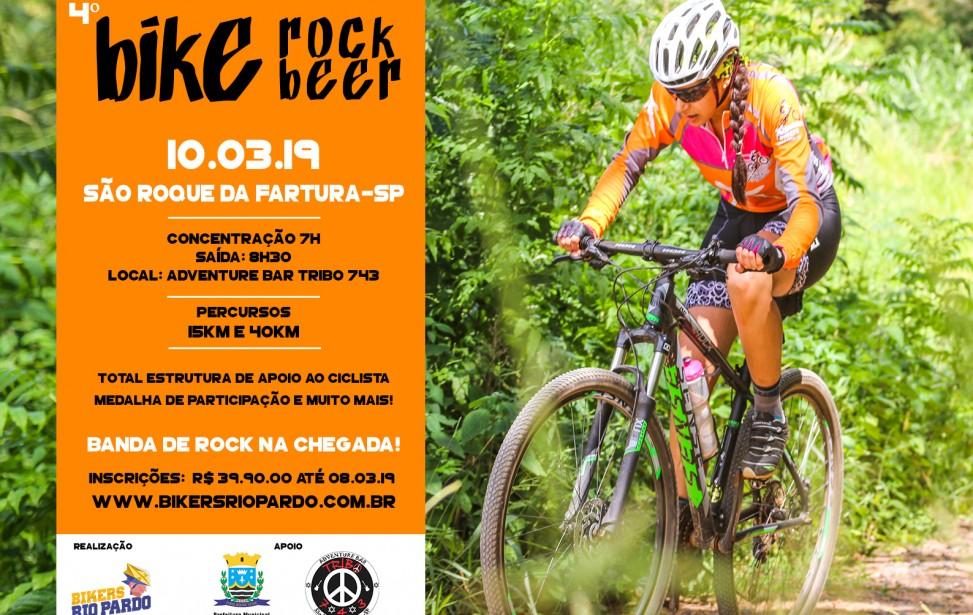 Bikers Rio Pardo | 4º BIKE-ROCK-BEER - SÃO ROQUE da Fartura-SP