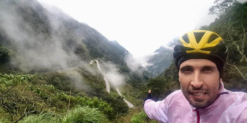 Bikers Rio pardo | SUA HISTÓRIA | Imagens | Uma cicloviagem de muita chuva e aprendizados pelo Rio do Rastro-SC