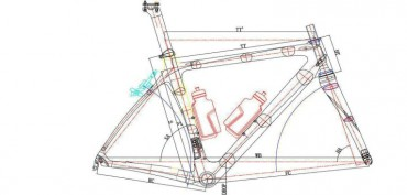 Bikers Rio Pardo | ARTIGOS | Geometria da bike: entenda o desenho de um quadro